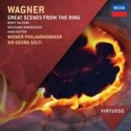 『ニーベルングの指環』名場面集 ショルティ&ウィーン・フィル、ニルソン、ヴィントガッセン、ホッター、他
