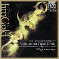 『真夏の夜の夢』 ヘレヴェッヘ&シャンゼリゼ管弦楽団