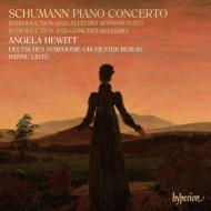 ピアノ協奏曲、序奏とアレグロ・アパッショナート、序奏と協奏的アレグロ ヒューイット、リントゥ&ベルリン・ドイツ響