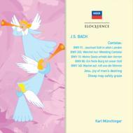 カンタータ集(第140、10、51、80、202番) ミュンヒンガー&シュトゥットガルト室内管、ダンコ、アメリング、クレン、ヴィンベルイ、他(2CD)