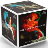 Archiv The All Baroque 50CD Box (Limuted)