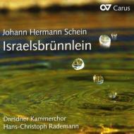『イスラエルの泉』全曲 ラーデマン&ドレスデン室内合唱団(2CD)