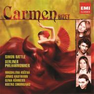 Carmen: Rattle / Bpo Kozena J.kaufmann Kuhmeier Smoriginas