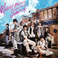 WANNA BEEEE!!! / Shake It Up (+DVD)【初回生産限定<WANNA BEEEE!!!>盤】