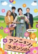 アンニョン!コ・ボンシルさん DVD Box1