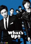 What's Up(ワッツ・アップ)Vol.4