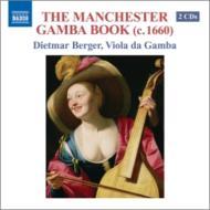 マンチェスターのガンバ曲集 ディートマー・ベルガー(2CD)