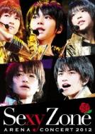 Sexy Zone アリーナコンサート 2012 【通常盤】