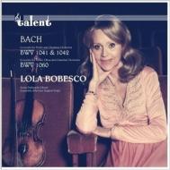 ヴァイオリン協奏曲第1番、第2番、ヴァイオリンとオーボエのための協奏曲:ローラ・ボベスコ(ヴァイオリン)、イザイ弦楽アンサンブル (180グラム重量盤レコード)