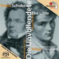 交響曲第8番『未完成』、第6番 ヘレヴェッヘ&ロイヤル・フランダース・フィル