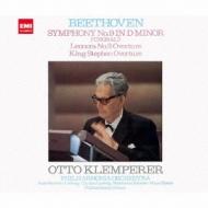 交響曲第9番『合唱』、『レオノーレ』序曲第3番、『シュテファン王』序曲 クレンペラー&フィルハーモニア管(2SACD)(シングルレイヤー)(限定盤)