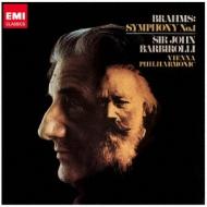 交響曲第1番 バルビローリ&ウィーン・フィル(シングルレイヤー)(限定盤)