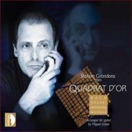 Stefano Grondona: Quadrat D'or-j.s.bach, Mozart, Beethoven, Wagner