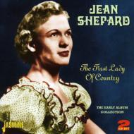 Jean Shepard/First Lady Of Country - The Early Album Collection