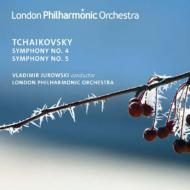 交響曲第4番、第5番 ユロフスキー&ロンドン・フィル(2CD)