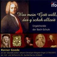Organ Chorals: Goede