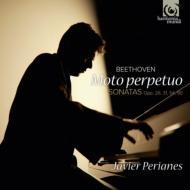 ピアノ・ソナタ第12番『葬送』、第17番『テンペスト』、第22番、第27番 ペリアネス