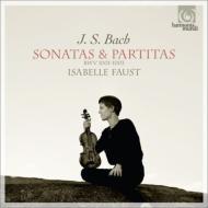 無伴奏ヴァイオリンのためのソナタ第1番、第2番、パルティータ第1番 ファウスト