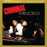 Criminal Minded (Gold Disc)