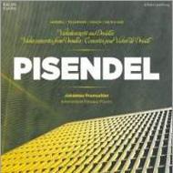 Violin Concertos From Dresden: Pramsoler(Vn)International Baroque Players