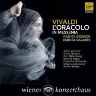 『メッセニアの神託』全曲 ビオンディ&エウローパ・ガランテ、レジーネヴァ、ジュノー、ハレンベリ、他(2011 ステレオ)(2CD限定盤)
