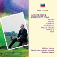 Bariton & Bass Collection/Sings German Arias: Goerne(Br) Honeck / Swedish Rso Roschmann(S)