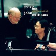 チェロ協奏曲、エレジー、ハートウッド、3つの小品 ヨーヨー・マ、ウィリアムズ&ロサンジェルス・レコーディング・アーツ管