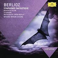 幻想交響曲、他 チョン・ミョンフン&パリ・バスティーユ管弦楽団、他