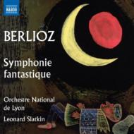 幻想交響曲、序曲『海賊』 スラトキン&リヨン国立管弦楽団