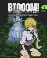 BTOOOM! Blu-ray 04 【初回生産限定盤】