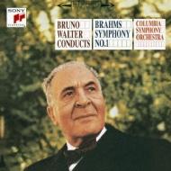 交響曲第1番、大学祝典序曲、悲劇的序曲 ワルター&コロンビア交響楽団