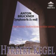 交響曲第8番 ケーゲル&ライプツィヒ放送交響楽団(1975 ステレオ・ライヴ)