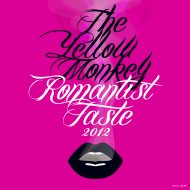 Romantist Taste 2012 【初回限定盤】