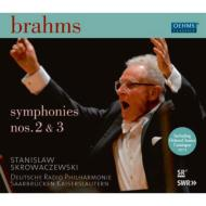 交響曲第2番、第3番 スクロヴァチェフスキ&ザールブリュッケン放送交響楽団(2CD)