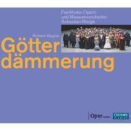 『神々の黄昏』全曲 ヴァイグレ&フランクフルト歌劇場、ブロック、ライアン、他(2012 ステレオ)(4CD)