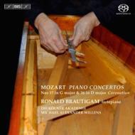 ピアノ協奏曲第26番『戴冠式』、第17番 ブラウティハム、ウィレンズ&ケルン・アカデミー