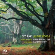 チェロとピアノのための作品集〜森の静けさ、わが母の教えたまいし歌、月の歌、他 ポルテラ、ストット