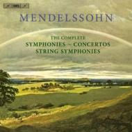 交響曲全集、弦楽のための交響曲全集、協奏曲全集 リットン&ベルゲン・フィル、マルキス&アムステルダム・シンフォニエッタ、クーレン、ブラウティハム、他(11CD)