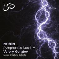 交響曲全集(第1〜9番、第10番よりアダージョ) ゲルギエフ&ロンドン交響楽団(10SACD)