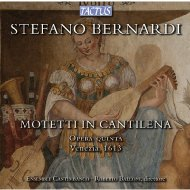 Motetti In Cantilena: Balconi / Ensemble Cantimbanco
