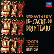 『春の祭典』初演100年記念ボックス(20CD)