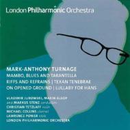 協奏曲集、『ハンスのための子守歌』、他 テツラフ、M.コリンズ、L.パワー、ユロフスキー&ロンドン・フィル、オールソップ、シュテンツ