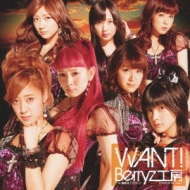 WANT! (+DVD)[First Press Limited Edition B]