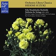 弦楽のための交響曲集 オーケストラ・リベラ・クラシカ・ストリングス
