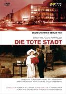 『死の都』全曲 フリードリヒ演出、ホルライザー&ベルリン・ドイツ・オペラ、キング、K.アームストロング、他(1983 ステレオ)