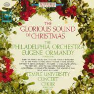 『クリスマス名曲集』 オーマンディ&フィラデルフィア管弦楽団、テンプル大学コンサート合唱団