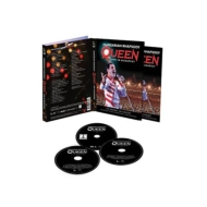 Hungarian Rhapsody: Queen Live In Budapest  (Deluxe Edition)(+DVD)