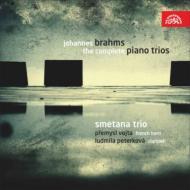 ピアノ三重奏曲全集、クラリネット三重奏曲、ホルン三重奏曲 スメタナ・トリオ、ペテルコヴァー、ヴォイタ(2CD)