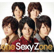 one Sexy Zone 【初回限定盤 CD+DVD】