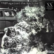 Rage Against The Machine 20周年記念盤 (アナログレコード)